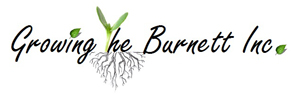 Growing the Burnett logo 2